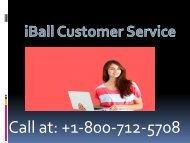 iball customer service pdf