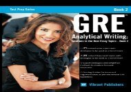 [+][PDF] TOP TREND GRE Analytical Writing: Solutions to the Real Essay Topics - Book 2: Volume 1 (Test Prep Series)  [READ]