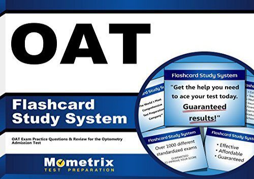 Pdf Top Trend Oat Flashcard Study System Oat Exam Practice