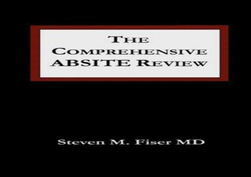 Absite Review Fiser Pdf