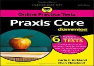 [+][PDF] TOP TREND Praxis Core For Dummies with Online Practice Tests (For Dummies (Career/Education))  [NEWS]