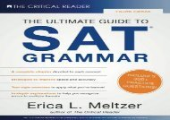 [+][PDF] TOP TREND 4th Edition, The Ultimate Guide to SAT Grammar  [READ]
