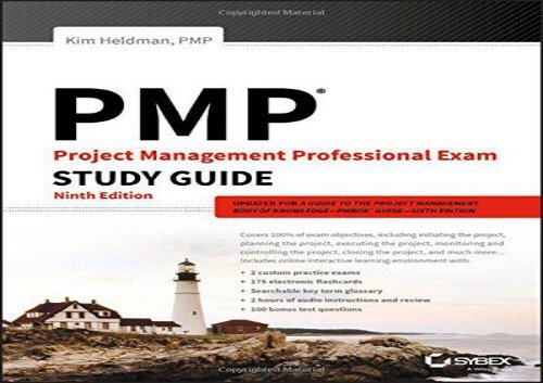 PDF] TOP TREND PMP: Project Management Professional Exam