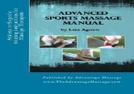 [+]The best book of the month Advanced Sports Massage Manual  [READ]