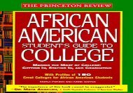 [+]The best book of the month The African-American Student s Guide to College (Princeton Review)  [NEWS]