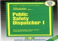 [+][PDF] TOP TREND Public Safety Dispatcher I (Career Examination Passbooks)  [READ]