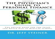 [+][PDF] TOP TREND The Physician s Guide to Personal Finance: The review book for the class you never had in medical school  [FULL]