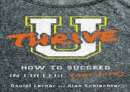[+][PDF] TOP TREND U Thrive: How to Succeed in College (and Life) [PDF]