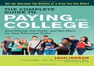 [+][PDF] TOP TREND The Complete Guide to Paying for College: Save Money, Cut Costs, and Get More for Your Education Dollar  [NEWS]