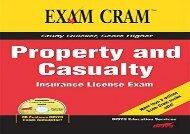 [+][PDF] TOP TREND Property and Casualty Insurance License Exam Cram (Exam Cram 2)  [FREE]