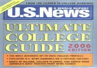 [+][PDF] TOP TREND U.S. News   World Report Ultimate College Guide (U.S. News Ultimate College Guide) [PDF]