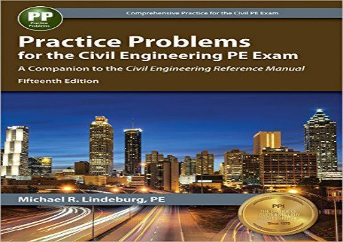 PDF] TOP TREND Practice Problems for the Civil Engineering