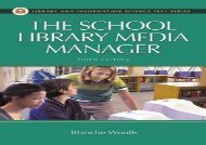 [+]The best book of the month The School Library Media Center (Library   Information Science Text)  [FREE]