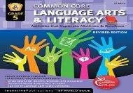 [+][PDF] TOP TREND Common Core Language Arts   Literacy Grade 5: Activities That Captivate, Motivate   Reinforce  [READ]