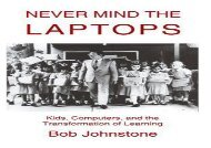 [+][PDF] TOP TREND Never Mind the Laptops: Kids, Computers, and the Transformation of Learning  [NEWS]