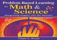 [+]The best book of the month Problem-Based Learning for Math   Science: Integrating Inquiry and the Internet  [FREE]