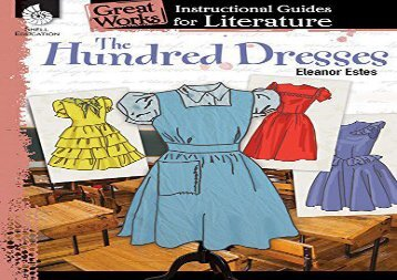 [+][PDF] TOP TREND The Hundred Dresses: An Instructional Guide for Literature (Great Works)  [FULL]