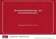 [+][PDF] TOP TREND Something in Common: The Common Core Standards and the Next Chapter in American Education (Harvard Education Letter. Impact)  [FULL]
