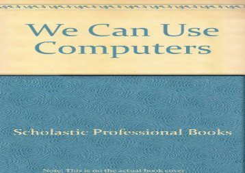 [+][PDF] TOP TREND We Can Use Computers  [FULL]