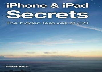 [+][PDF] TOP TREND iPhone   iPad Secrets: The hidden features of iOS  [NEWS]