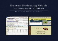 [+][PDF] TOP TREND Better Policing With Microsoft Office: Crime Analysis, Investigations and Community Policing  [READ]
