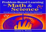 [+][PDF] TOP TREND Problem-Based Learning for Math   Science: Integrating Inquiry and the Internet  [READ]