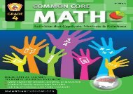 [+][PDF] TOP TREND Common Core Math Grade 4: Activities That Captivate, Motivate   Reinforce  [FREE]