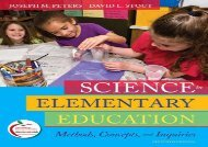 [+][PDF] TOP TREND Science in Elementary Education: Methods, Concepts, and Inquiries  [READ]