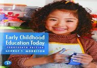 [+]The best book of the month Early Childhood Education Today [PDF]