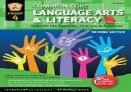 [+]The best book of the month Common Core Language Arts   Literacy Grade 4: Activities That Captivate, Motivate   Reinforce [PDF]
