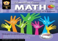 [+]The best book of the month Common Core Math Grade 5: Activities That Captivate, Motivate   Reinforce  [NEWS]