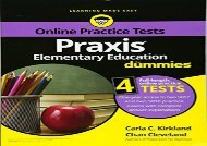 [+][PDF] TOP TREND Praxis Elementary Education For Dummies with Online Practice  [DOWNLOAD]