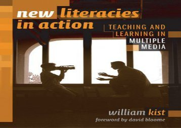 [+]The best book of the month New Literacies in Action: Teaching and Learning in Multiple Media (Language   Literacy) [PDF]