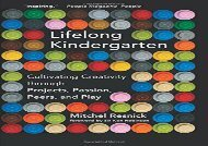 [+]The best book of the month Lifelong Kindergarten: Cultivating Creativity through Projects, Passion, Peers, and Play (The MIT Press)  [FULL]