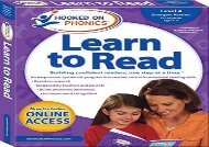 [+]The best book of the month Hooked on Phonics Learn to Read - Level 4: Emergent Readers (Kindergarten - Ages 4-6)  [FREE]