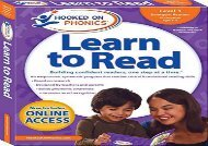 [+][PDF] TOP TREND Hooked on Phonics Learn to Read - Level 3: Emergent Readers (Kindergarten - Ages 4-6)  [DOWNLOAD]