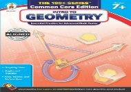 [+]The best book of the month Intro to Geometry, Grades 7-8 (100+) [PDF]