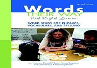 [+][PDF] TOP TREND Words Their Way with English Learners: Word Study for Phonics, Vocabulary, and Spelling [PDF]