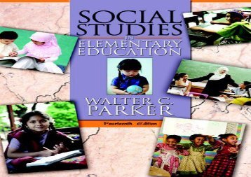 [+]The best book of the month Social Studies in Elementary Education [PDF]