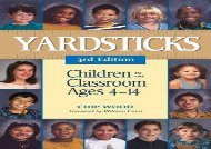 [+]The best book of the month Yardsticks: Children in the Classroom Ages 4-14  [FULL]