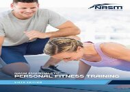 [+]The best book of the month NASM Essentials Of Personal Fitness Training [PDF]