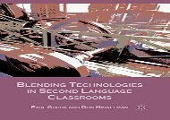 [+]The best book of the month Blending Technologies in Second Language Classrooms  [NEWS]