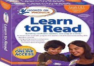 [+]The best book of the month Hooked on Phonics Learn to Read - Levels 3 4 Complete: Emergent Readers (Kindergarten - Ages 4-6) (Learn to Read Complete Sets) [PDF]
