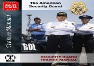 [+][PDF] TOP TREND Security Guard Training Manual: The American Security Guard  [DOWNLOAD]