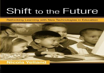 [+][PDF] TOP TREND Shift to the Future (Changing Images of Early Childhood)  [FREE]