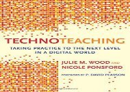 [+][PDF] TOP TREND TechnoTeaching: Taking Practice to the Next Level in a Digital World  [NEWS]