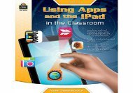 [+]The best book of the month Using Apps and the iPad in the Classroom Grade 3-6  [FREE]