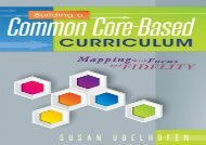 [+]The best book of the month Building a Common Core-Based Curriculum: Mapping with Focus and Fidelity  [FREE]