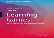[+]The best book of the month Learning Games: The Science and Art of Development (Advances in Game-Based Learning)  [READ]