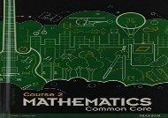 [+][PDF] TOP TREND Mathematics Common Core Course 2  [FULL]